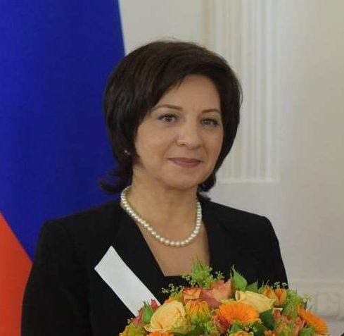 Свердлюковская Инна Дмитриевна
